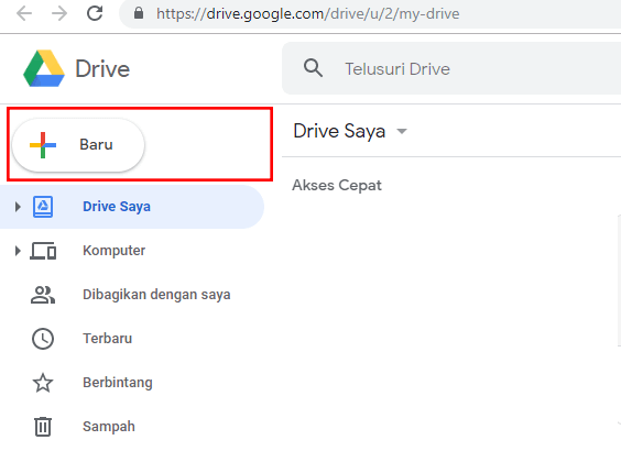 Cara Menggunakan Google Drive Untuk Pemula Di Laptop Smartphone