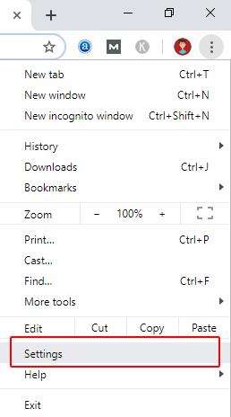 cara melihat kata sandi gmail
